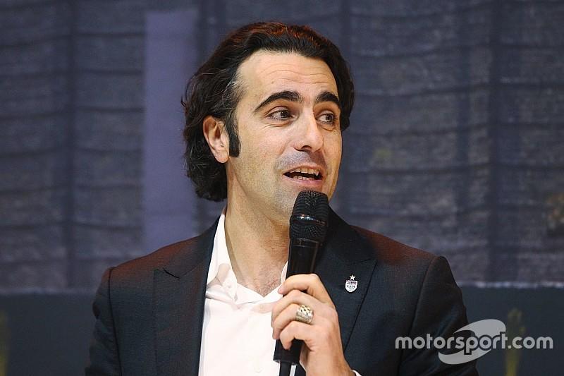 Dario Franchitti hatte Le Mans 2015 im LMP1-Auto von Porsche geplant