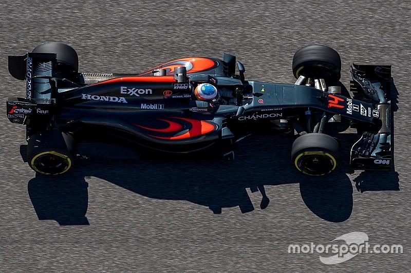 """McLaren serait """"déçu"""" de terminer quatrième en 2017"""