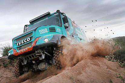"""De Rooy: """"Mi consolo con il podio, ma la Dakar adesso deve cambiare!"""""""