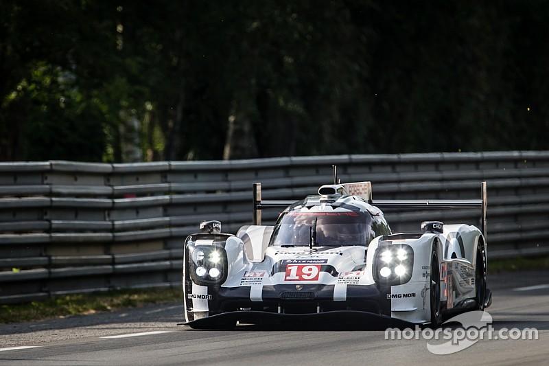 Franchitti tenía un acuerdo con Porsche en 2015