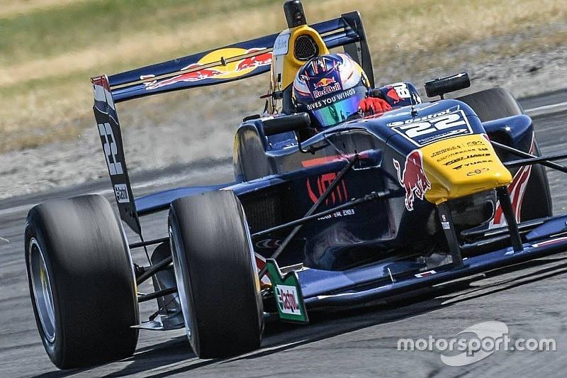 Richard Verschoor, jeune pilote Red Bull, prend la tête du TRS