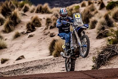 """Dakar, van Beveren: """"Ho perso il podio, ma quarto non è male"""""""