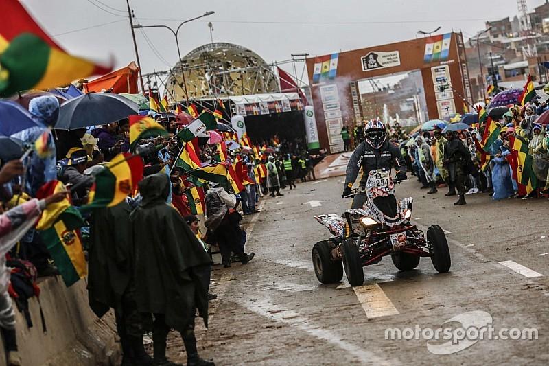 Quads - Karyakin, indomptable, décroche haut la main son premier Dakar