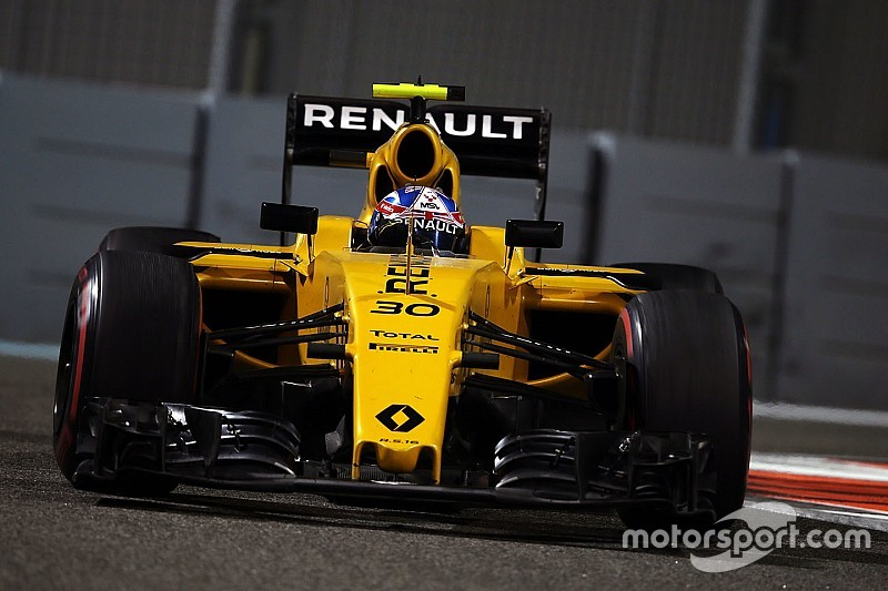 Le moteur Renault va radicalement évoluer pour 2017