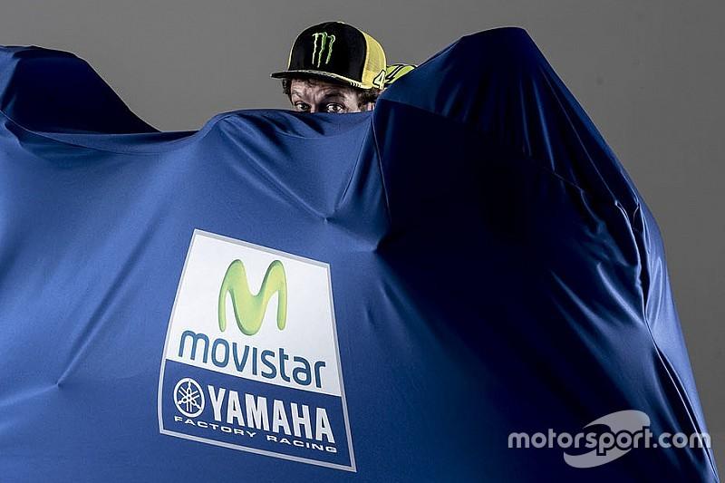 Россі і Віньялес вражені новою Yamaha