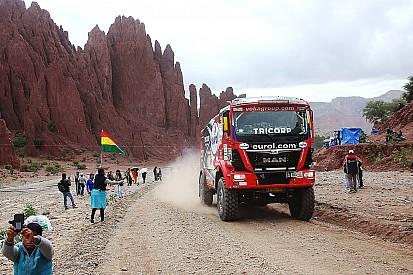"""""""Schlimmste Rallye Dakar"""": Heftige Kritik von Truck-Fahrer Hans Stacey"""