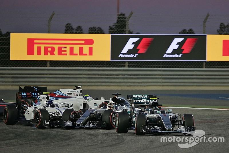 """Brundle: """"Hamilton estaría más nervioso si su nuevo compañero fuera Alonso o Vettel"""""""