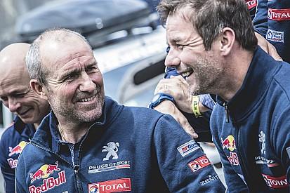 """Peterhansel - """"De tous, Loeb a la meilleure vitesse de pointe"""""""