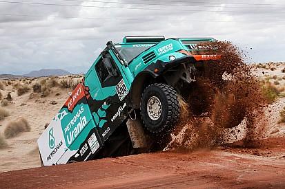 Video: Die Höhepunkte der Rallye Dakar 2017