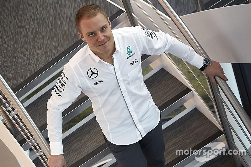 Lauda diz que Bottas será tão veloz quanto Rosberg