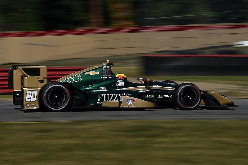 Pigot bevestigd bij Ed Carpenter Racing