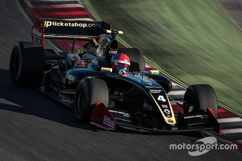 Pietro Fittipaldi muda de equipe na Fórmula V8 3.5