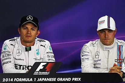 Nico Rosberg: Valtteri Bottas der perfekte Nachfolger bei Mercedes