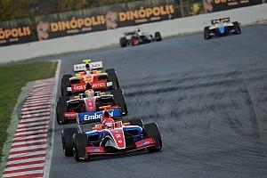 FIA F2 Важливі новини Формула V8 3.5 надіслала застережливого листа до GP2