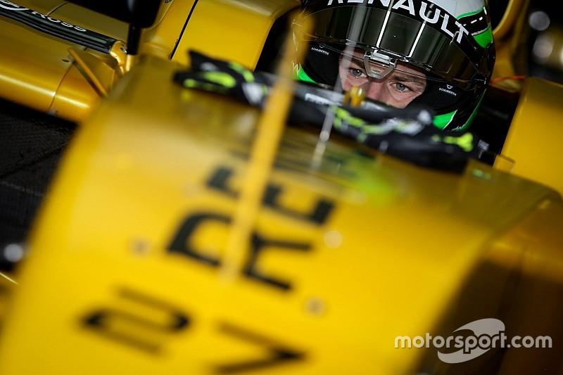 Primera foto de Nico Hülkenberg en el Renault F1