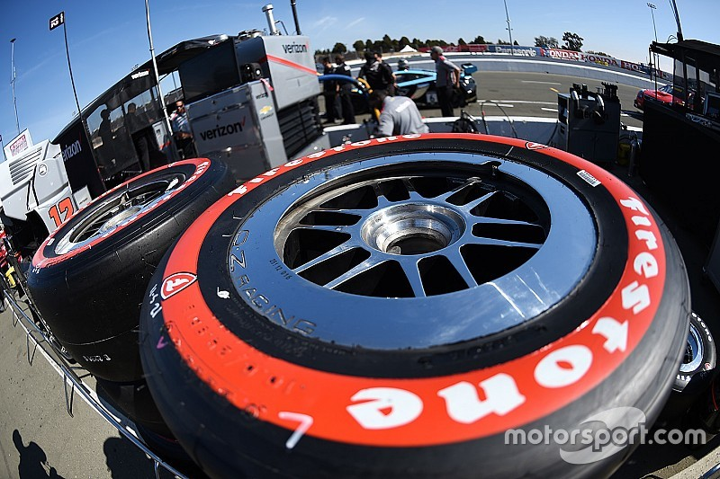 【インディカー】ファイアストン、タイヤ供給契約を複数年延長