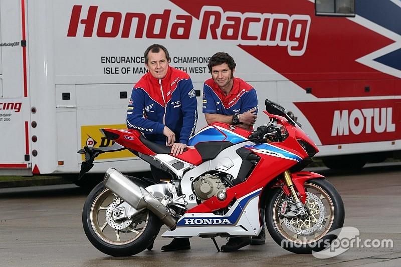 Guy Martin e John McGuinness, coppia d'assi per Honda