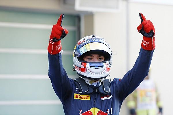 Red Bull confirme Gasly en Super Formula