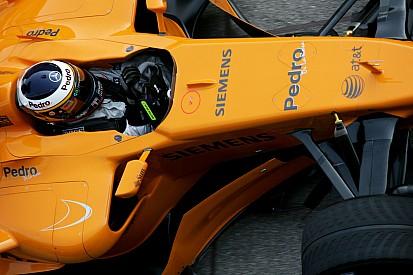 McLaren deverá ter grande mudança de pintura para 2017