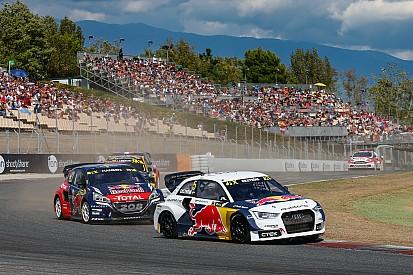 Un soutien officiel d'Audi pour Ekström et son équipe