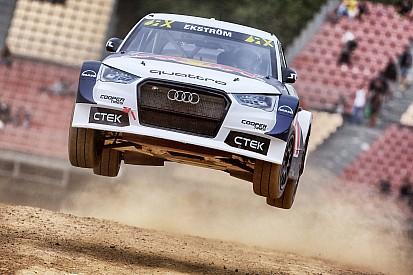 Audi выставит заводскую команду в мировом ралли-кроссе