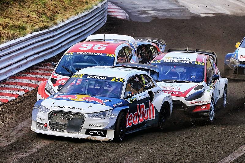 Audi Sport se involucra en el mundial de Rallycross con Ekstrom