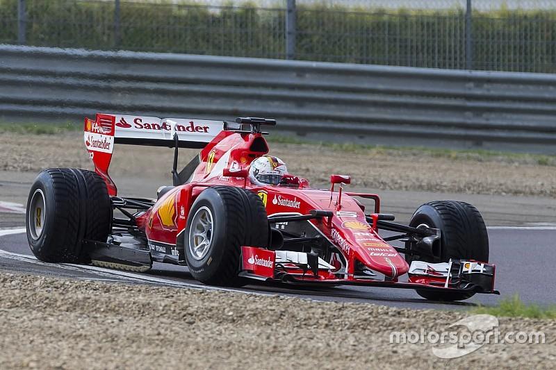 F1 Commission: un test a Fiorano con le Pirelli rain a febbraio