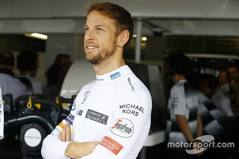 Button ya ha probado el Honda Civic de Rallycross