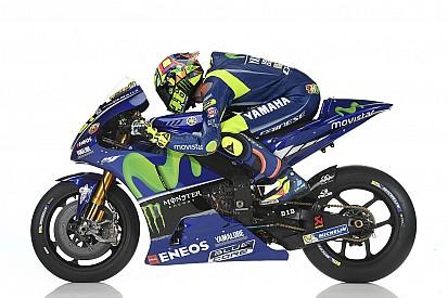MotoGP 2017: Rossi und Vinales fahren Yamaha M1 in neuem Design