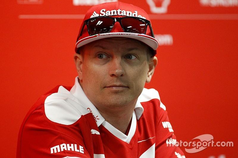 Raikkonen fue nombrado Embajador para el Deporte en Finlandia