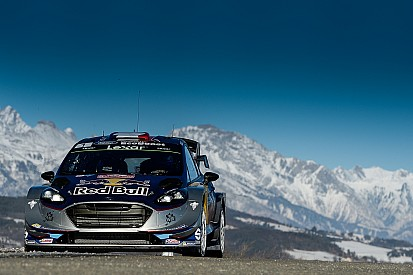 WRC Monte Carlo: Ogier dan M-Sport puncaki Shakedown