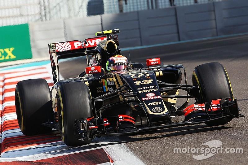 """Lopez réfute l'idée de """"fiasco"""" avec Lotus F1"""