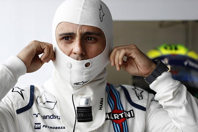 Retour de Massa: Claire Williams était mal à l'aise