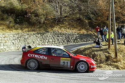Monte-Carlo 2002 - Citroën et Loeb, à qui gagne... perd