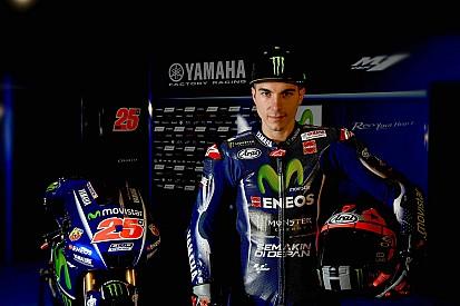 Berstatus pembalap Yamaha, Vinales merasa luar biasa