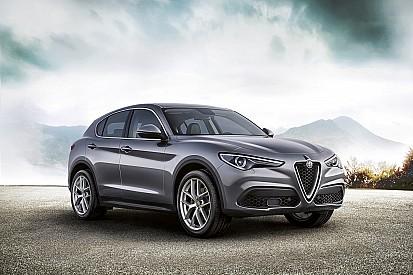 Alfa Romeo Stelvio, in vendita a partire da 57.300 euro