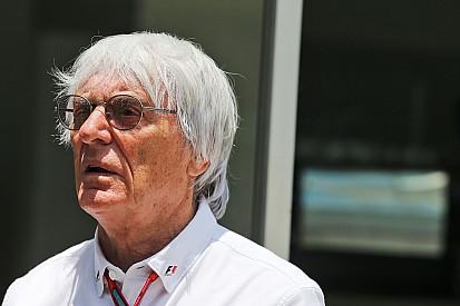 Masa depan Ecclestone di F1 berada di tangan Liberty