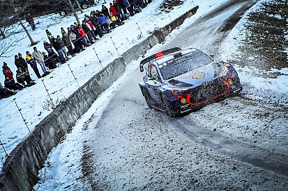 Monte Carlo WRC: Kazalı gecenin lideri Neuville