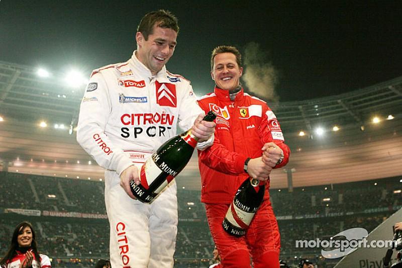 Schumacher, Loeb, Ogier... Ils ont gagné la Race of Champions