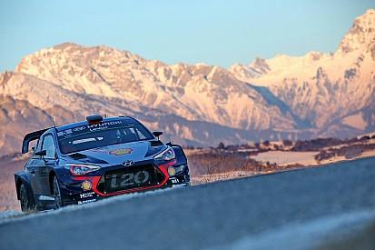 Monte Carlo WRC, 5. etap: Ogier ve Meeke hata yaptı, Neuville lider