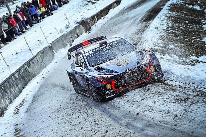 WRC in Monte Carlo: Neuville hält Ogier auf Abstand