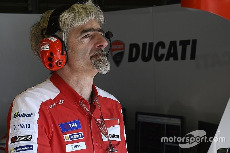 """Luigi Dall'Igna - Plus """"d'excuses ni d'alibis"""" pour Ducati"""