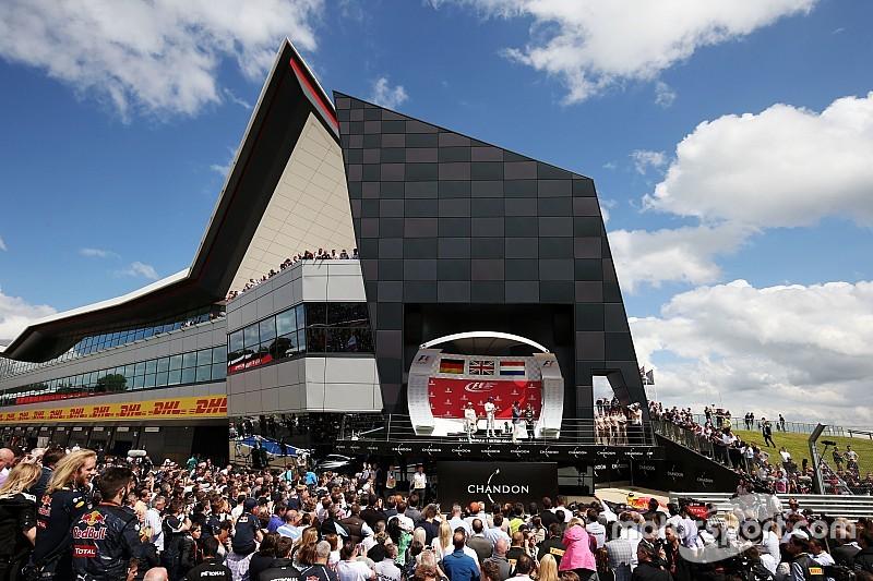 "BRDC: ""Nog geen besluit over toekomst Britse Grand Prix"""