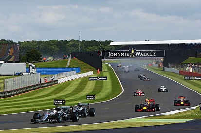 【F1】シルバーストン首脳、イギリスGPの将来は7月中旬まで決断せず