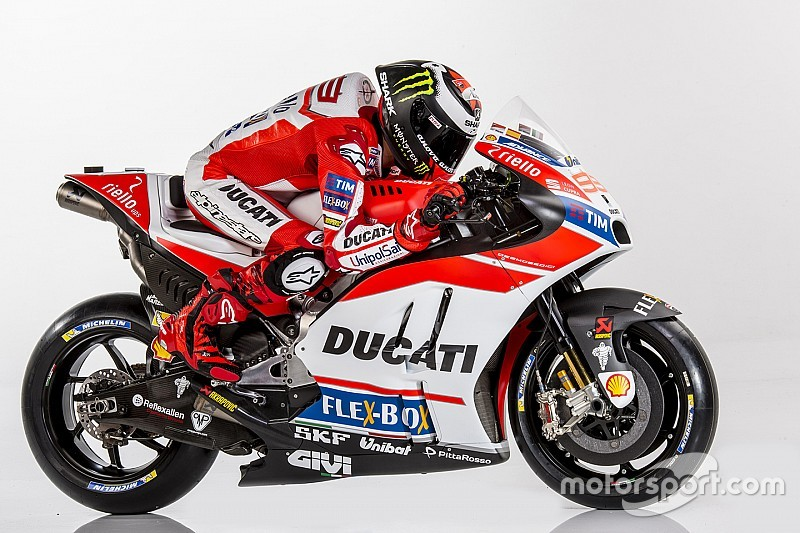 GALERI: Motor-motor Jorge Lorenzo di MotoGP
