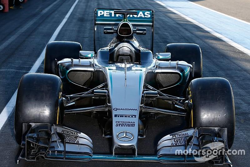 """Rosberg - La Mercedes 2017, """"pas une évolution, une révolution!"""""""
