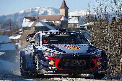 Monte Carlo WRC: Neuville farkı açıyor
