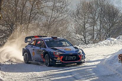 WRC in Monte Carlo: Neuville baut seinen Vorsprung aus