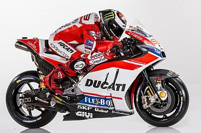 Ducati Desmosedici GP 17: ecco la scheda tecnica della Rossa