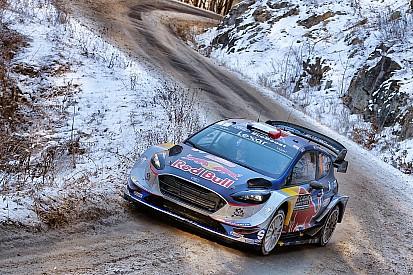 WRC Monte Carlo: Drama voor Neuville, Ogier neemt leiding over